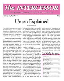 The Intercessor, Vol 27 No 2