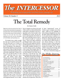 The Intercessor, Vol 28 No 2