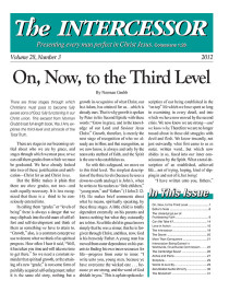 The Intercessor, Vol 28 No 3