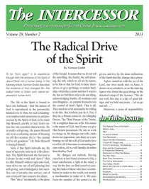 The Intercessor, Vol 29 No 2