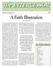 The Intercessor, Vol 31 No 2